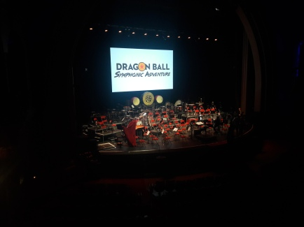 Dragon Ball ciné concert